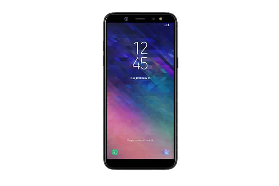 réparer Galaxy A6 2018