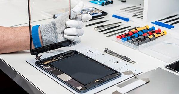 Réparation de tablettes/iPad