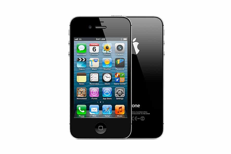 tarifs réparations iphone 4s