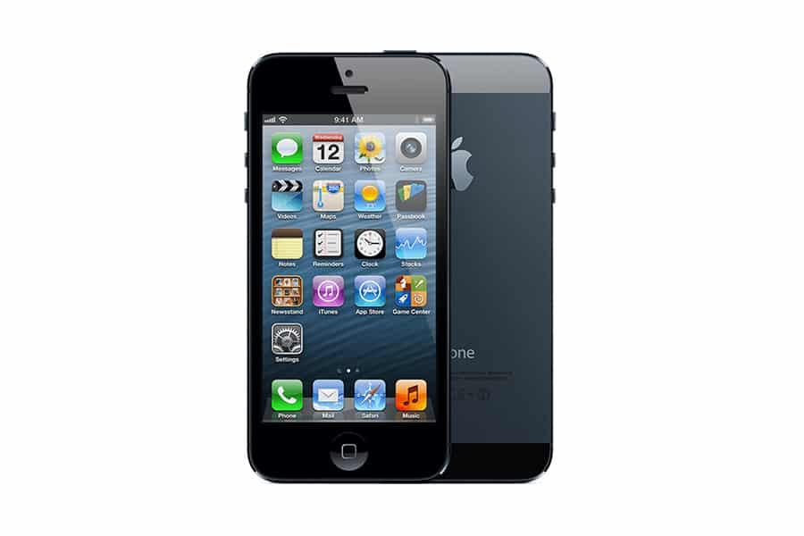 réparer iphone 5