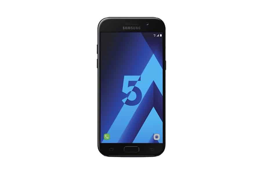tarifs réparations Galaxy A5 2017