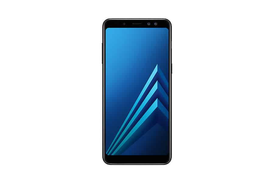 tarifs réparations Galaxy A8 2018