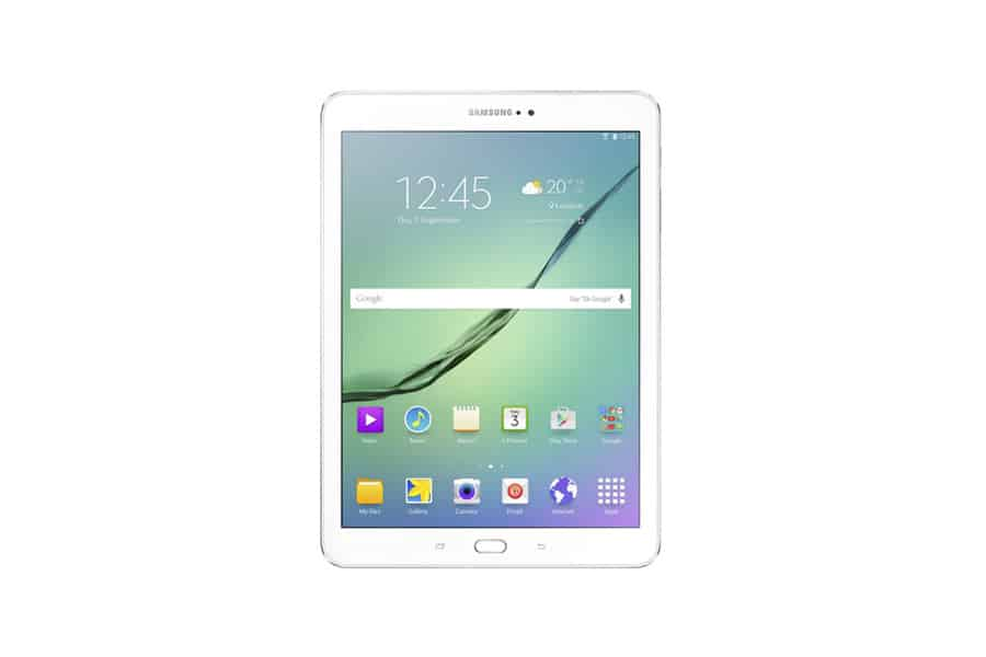 réparations Galaxy tab s2